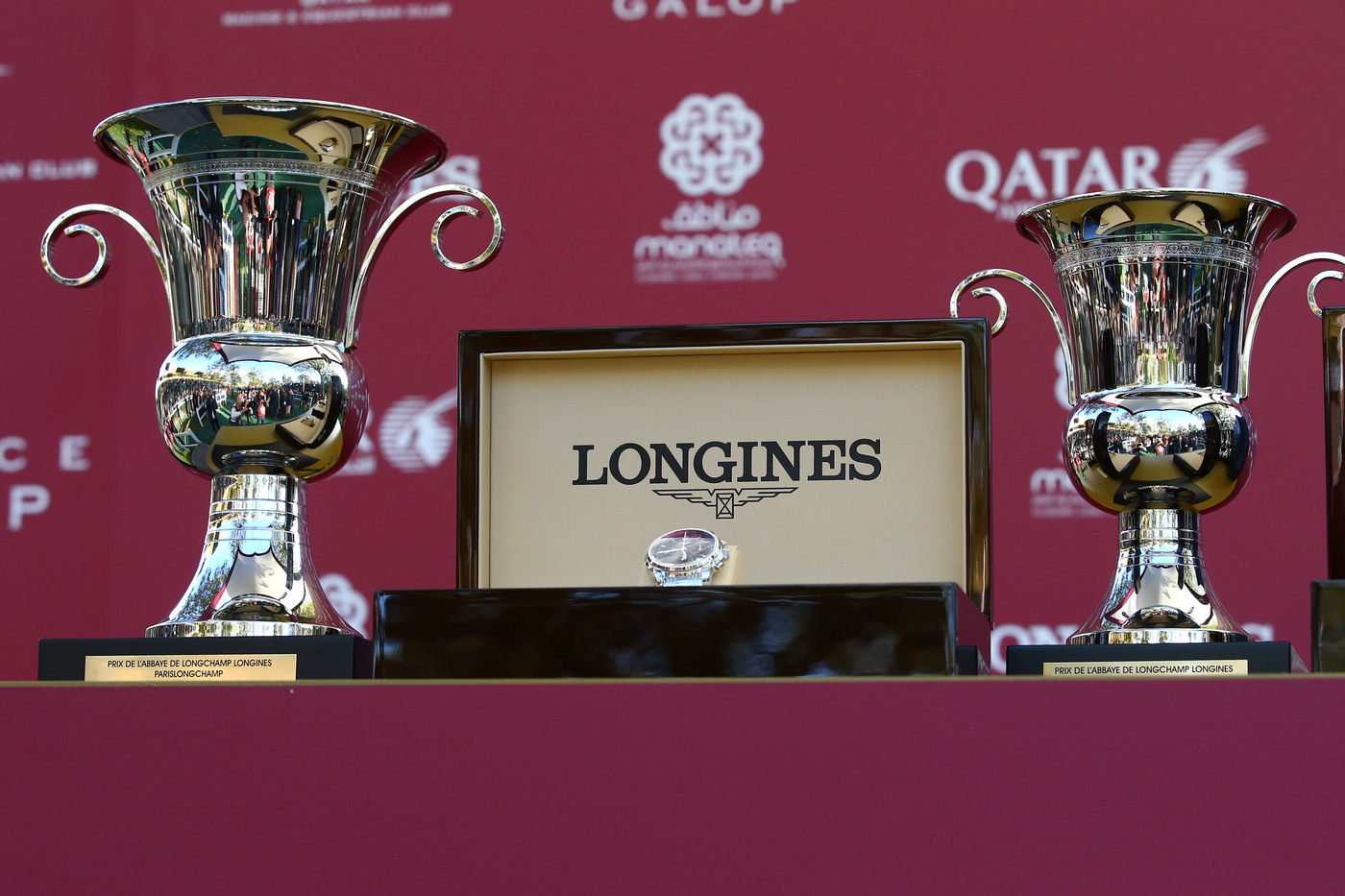 Longines Flat Racing Event: Waldgeist wins the 98th edition of the Qatar Prix de l'Arc de Triomphe 11