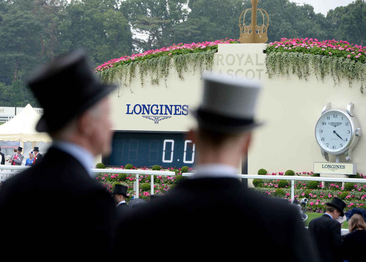 Longines Flat Racing Event: Longines celebrates elegance at Royal Ascot with Chi Ling Lin 7