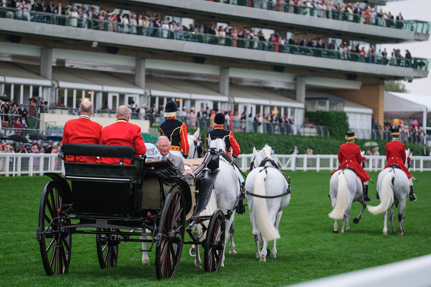 Longines Flat Racing Event: Longines celebrates elegance at Royal Ascot with Chi Ling Lin 12
