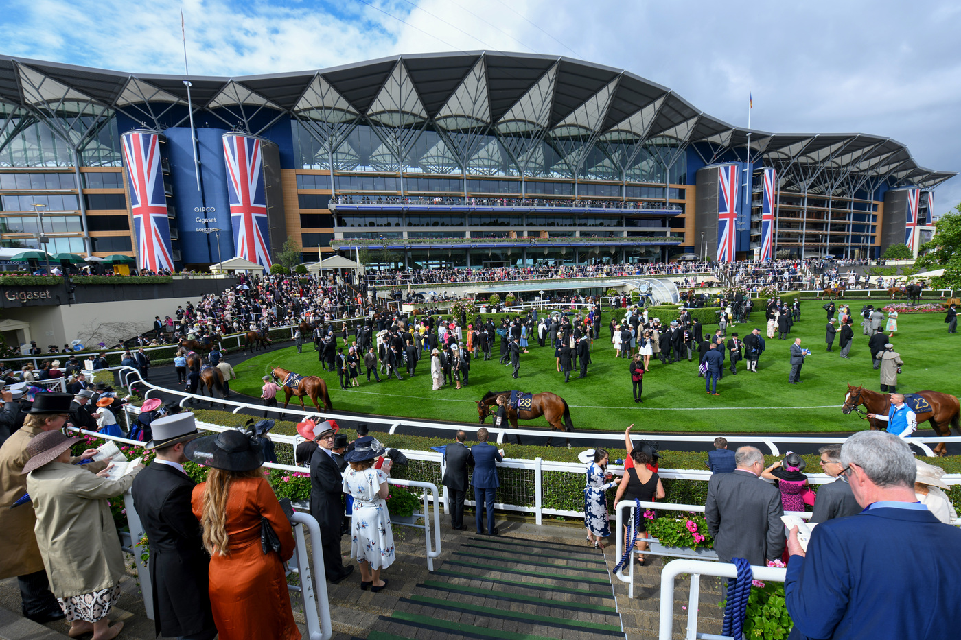 Longines Flat Racing Event: Longines celebrates elegance at Royal Ascot with Chi Ling Lin 15