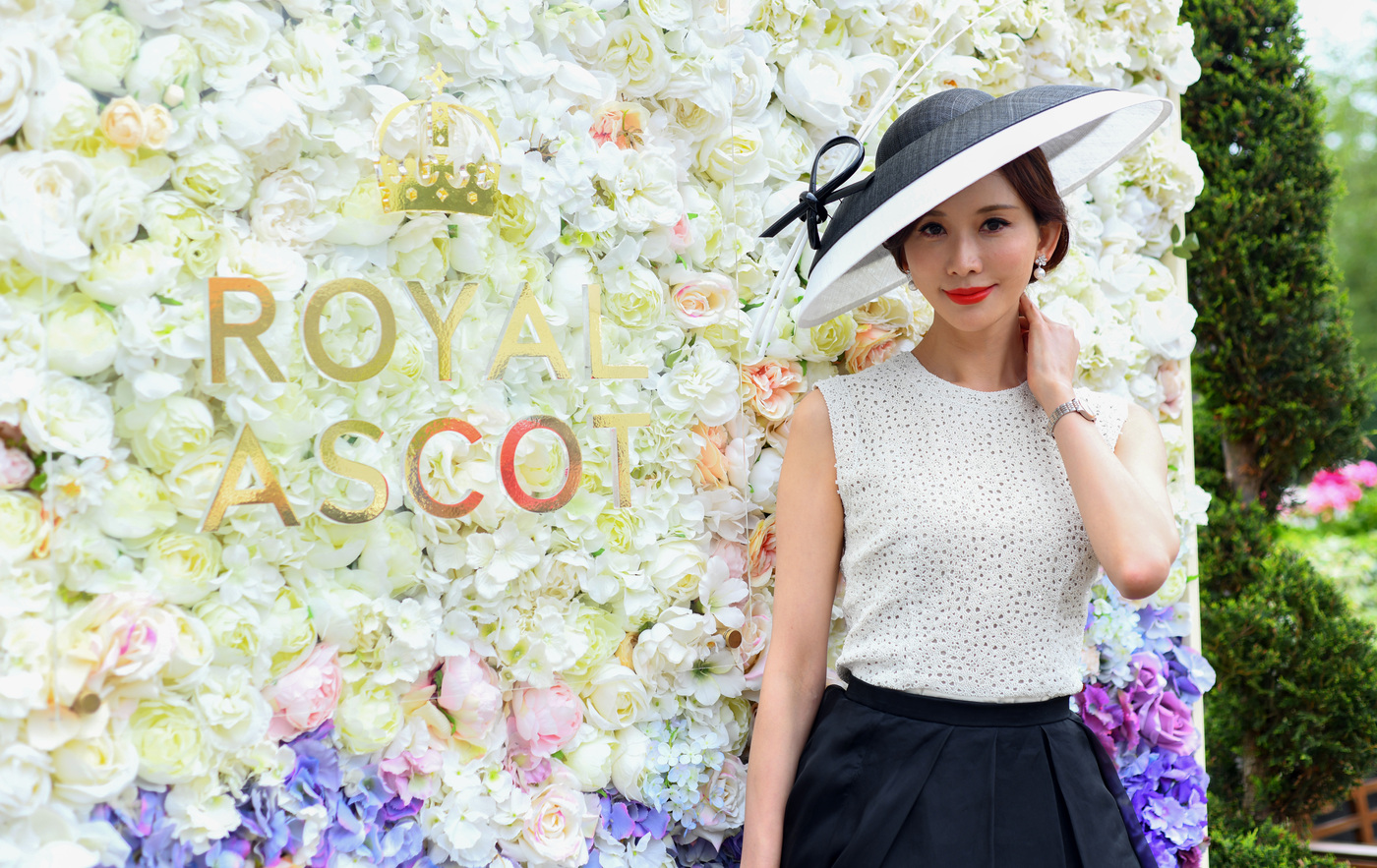 Longines Flat Racing Event: Longines celebrates elegance at Royal Ascot with Chi Ling Lin 13