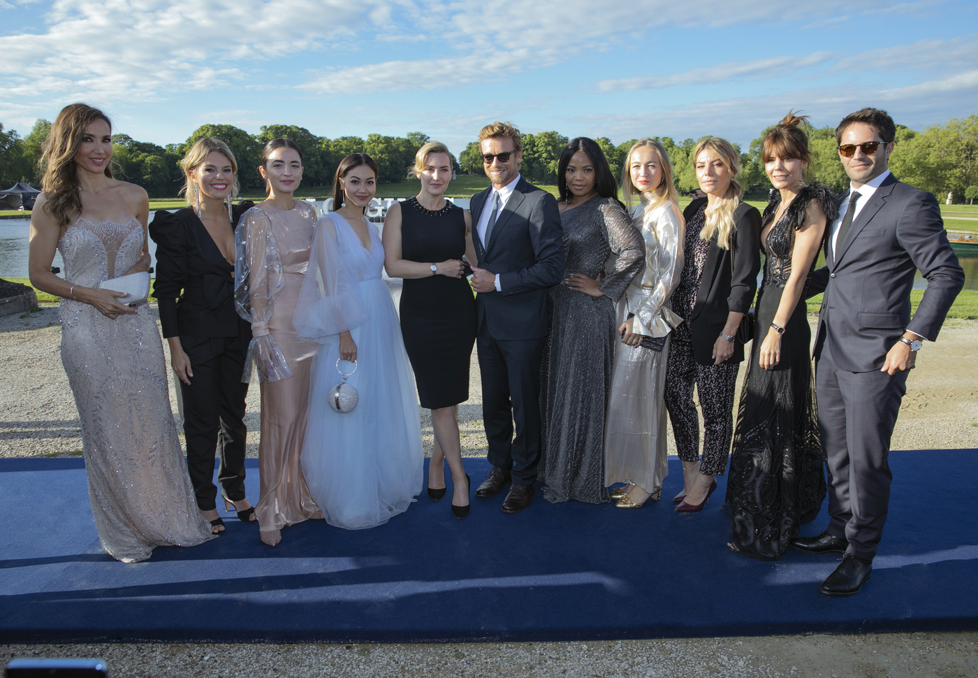 Longines Corporate Event: The Record collection perfectly embodied by Longines Ambassadors of Elegance Kate Winslet & Simon Baker  8