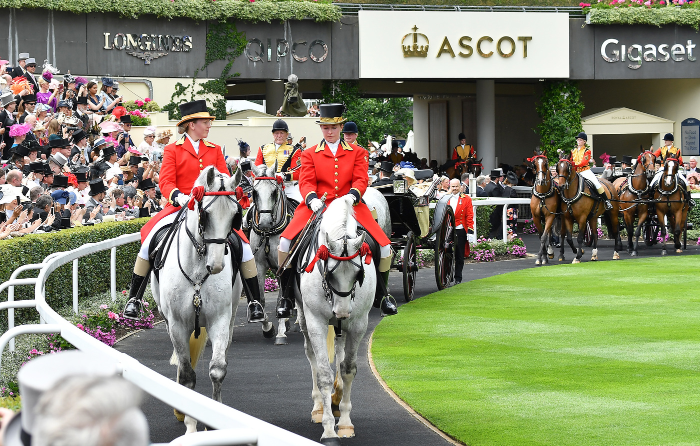 Longines Flat Racing Event: An elegant race day at Royal Ascot with  Longines Ambassador of Elegance Eddie Peng 5