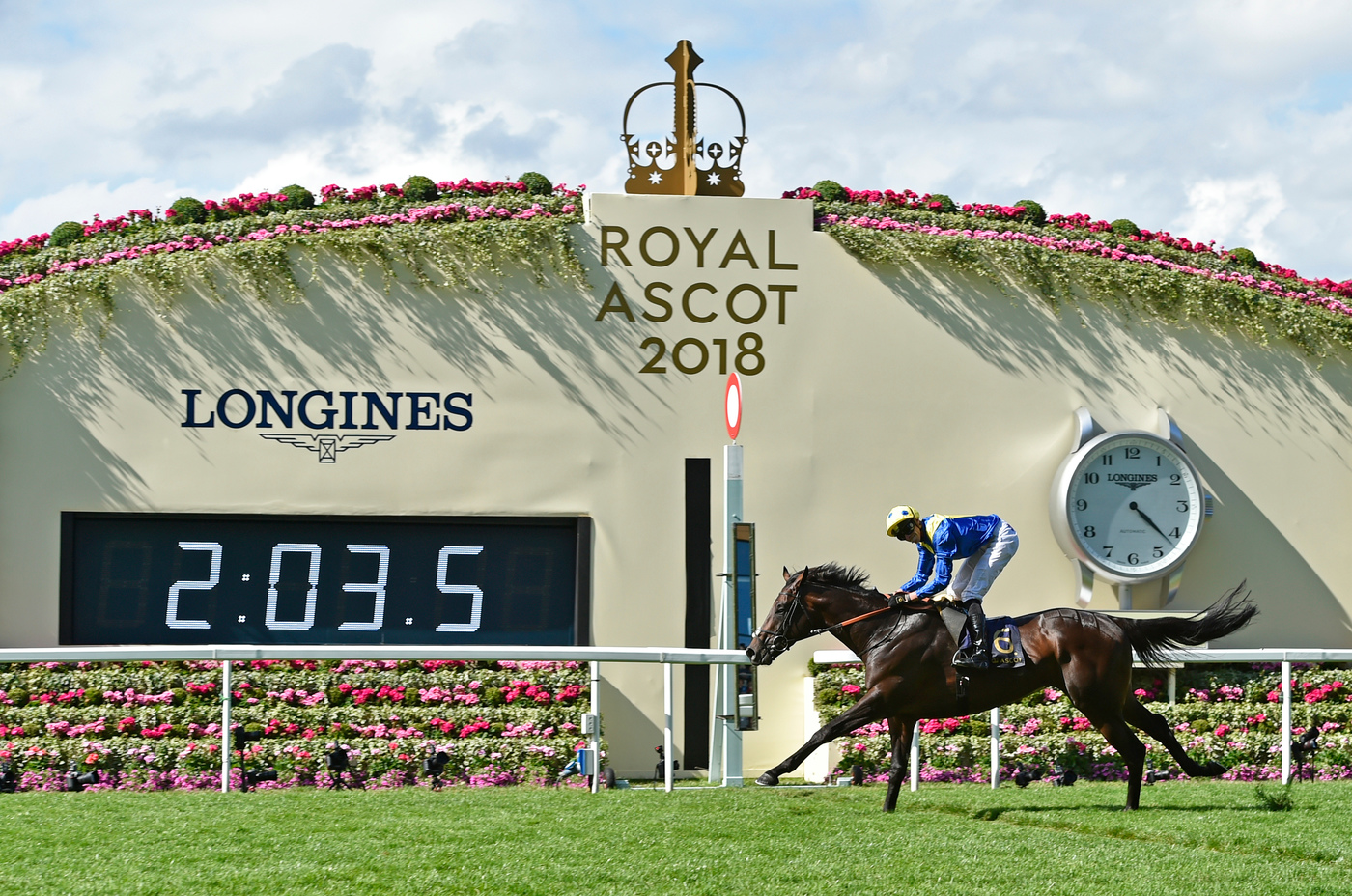 Longines Flat Racing Event: An elegant race day at Royal Ascot with  Longines Ambassador of Elegance Eddie Peng 6