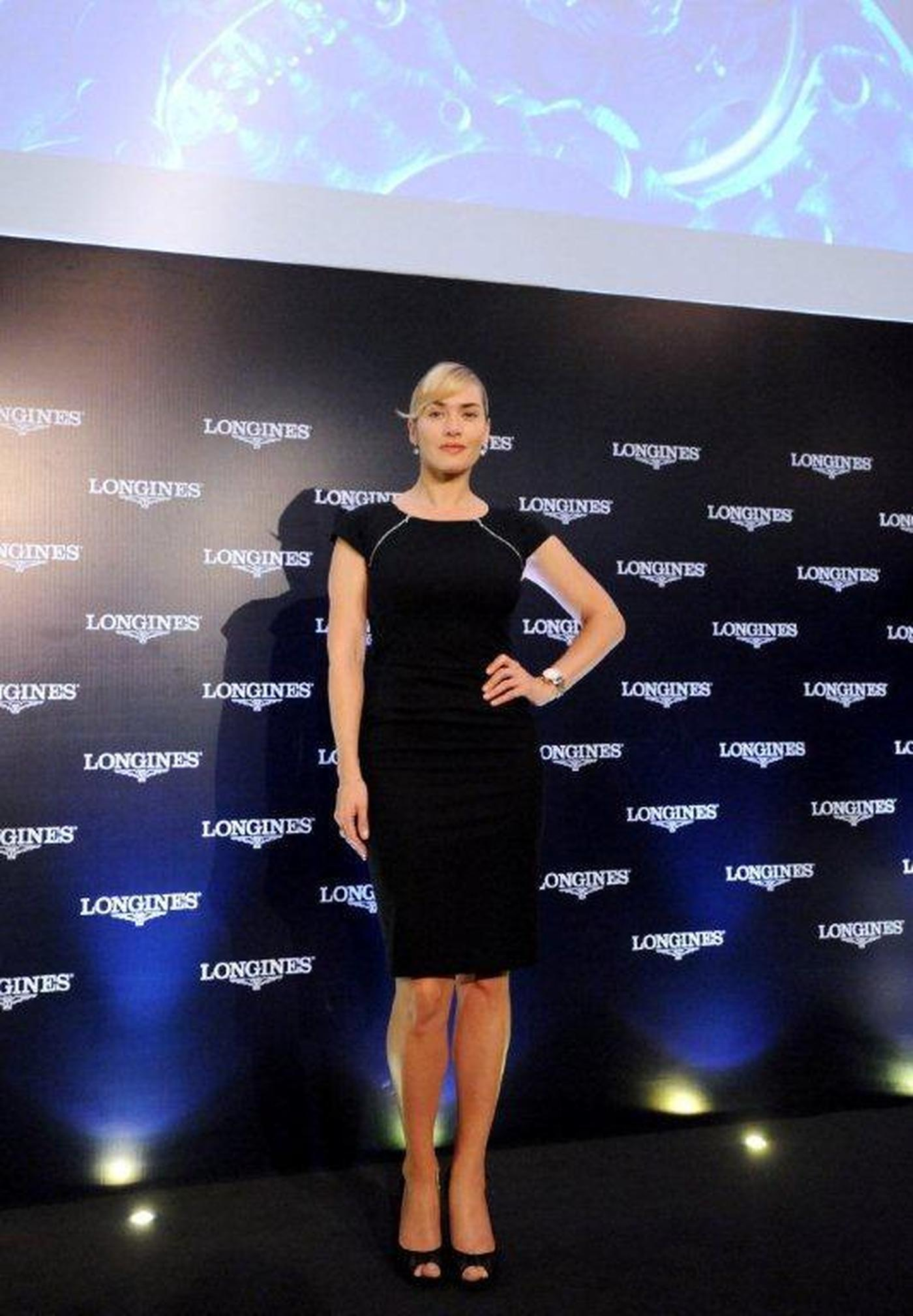 Longines Corporate Event: Kate Winslet reveals the new Longines Saint-Imier Collection in Shanghai 16
