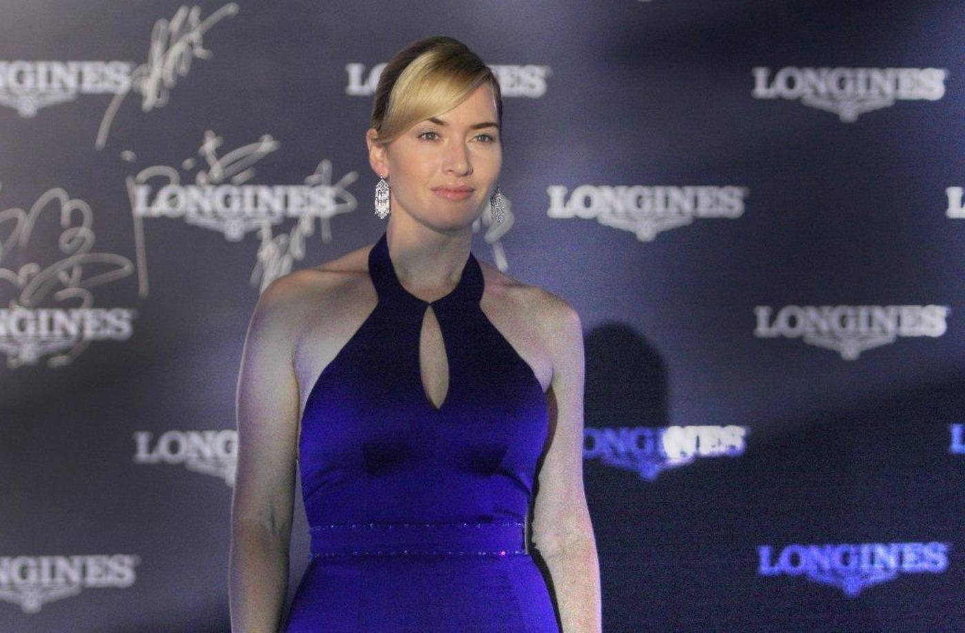 Longines Corporate Event: Kate Winslet reveals the new Longines Saint-Imier Collection in Shanghai 1