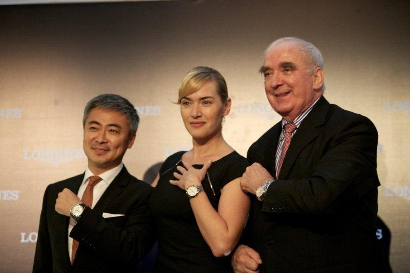 Longines Corporate Event: Kate Winslet reveals the new Longines Saint-Imier Collection in Shanghai 17