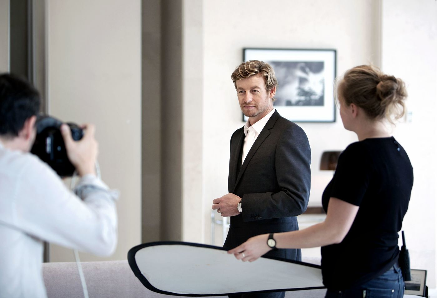 Longines Corporate Event: Simon Baker is the epitome of elegance in the new Longines advertising campaign 2