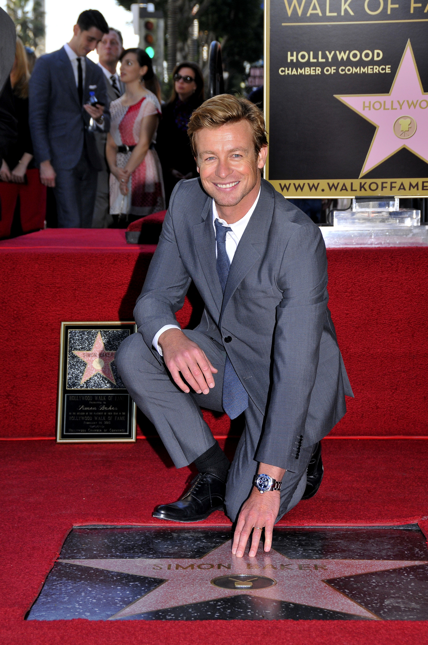 Longines Corporate Event: Longines Ambassador of Elegance Simon Baker honored 2
