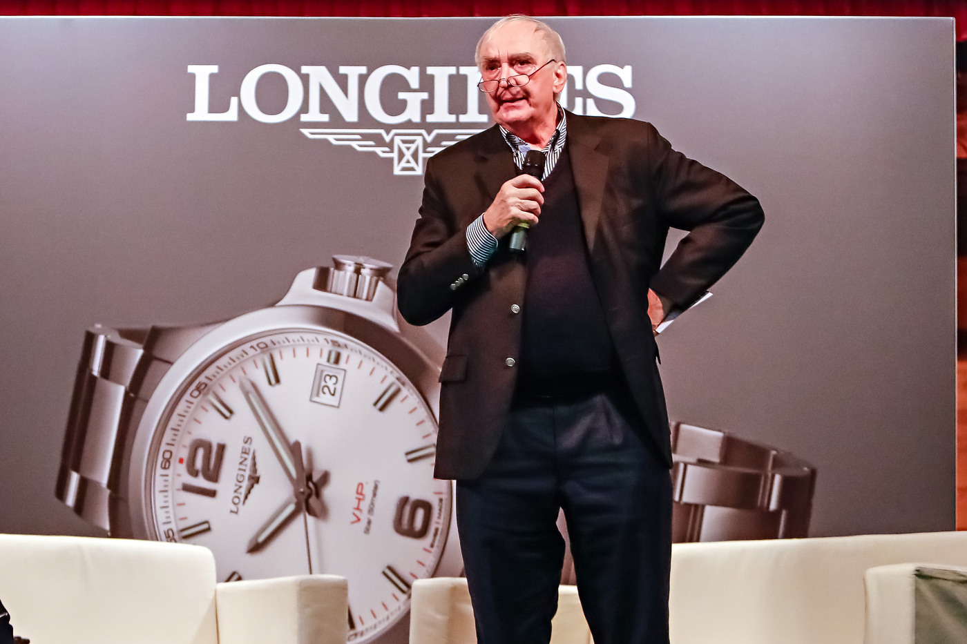 Longines Alpine Skiing Event: Longines in Sölden for the start of the FIS Alpine Ski World Cup 2019/2020 1