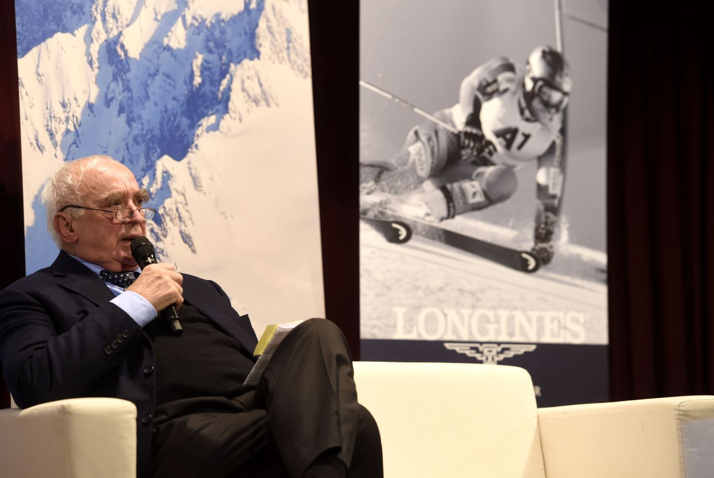 Longines Alpine Skiing Event: Longines pushes the limits of timekeeping in alpine skiing  4