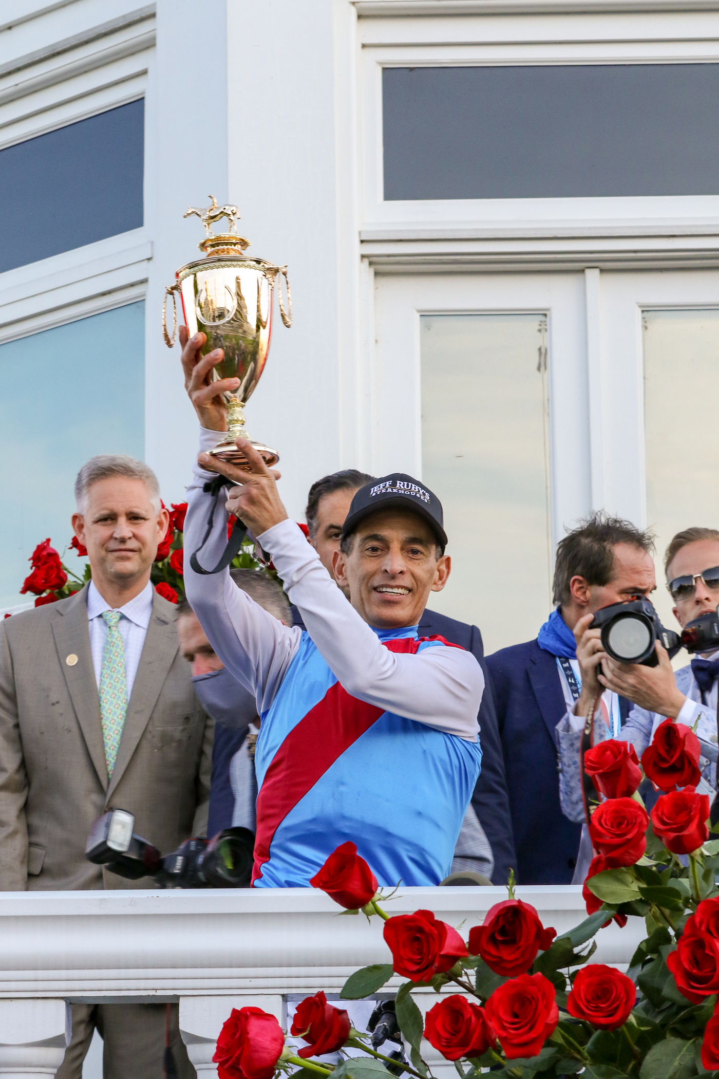 Longines Flat Racing Event: Longines timed the victory of Medina Spirit in the 147th Kentucky Derby 7