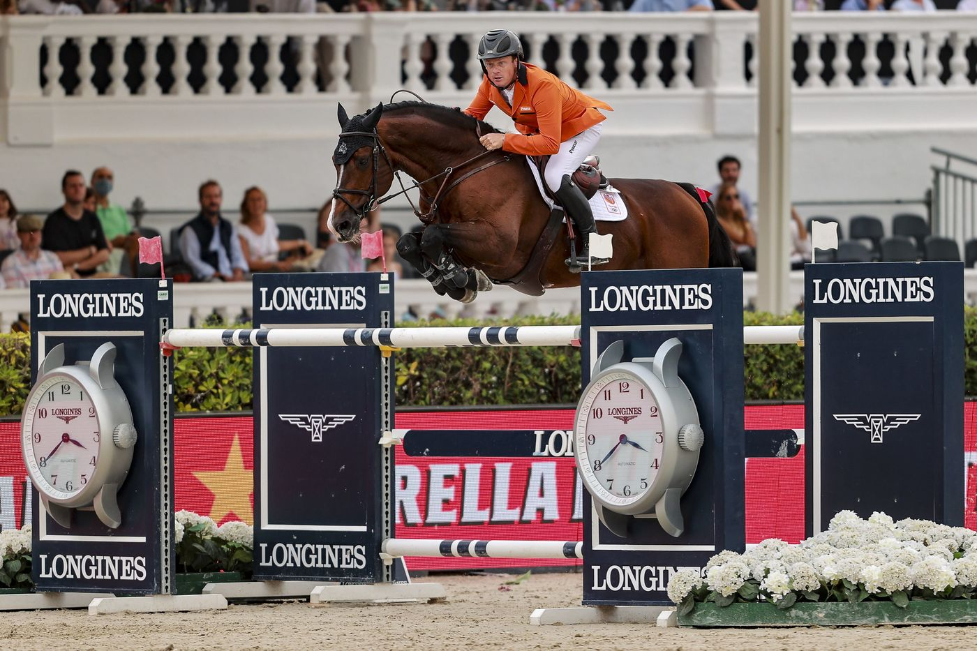 Longines Show Jumping Event: The world's elite riders return to the magnificent city of Barcelona to contend for the Longines FEI Jumping Nations Cup Final  3
