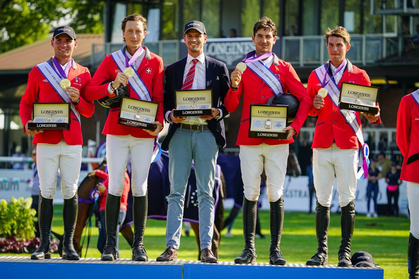 Longines Show Jumping Event: Europe's pre-eminent riders secured victories at the Longines FEI Jumping European Championship 2021   4