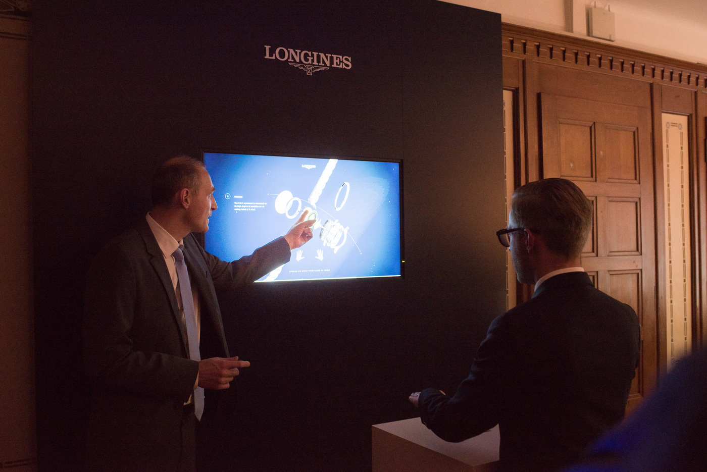 Longines Corporate Event: Global launch of Conquest V.H.P.: a new milestone for quartz technology 2