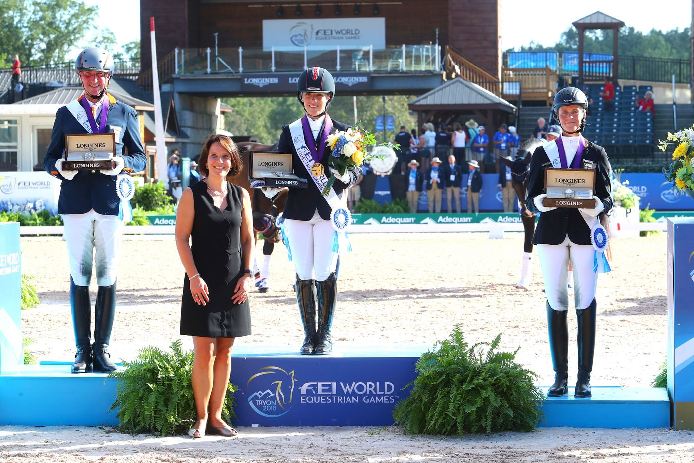 Longines Show Jumping Event: The FEI World Equestrian Games ended beautifully with Germany topping the medal table   11