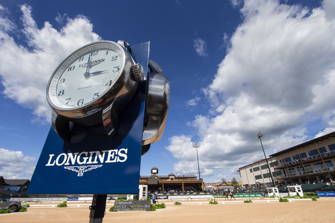 Longines Eventing Event: Performance at its peak during the first week of the  FEI World Equestrian GamesTM Tryon 2018 1