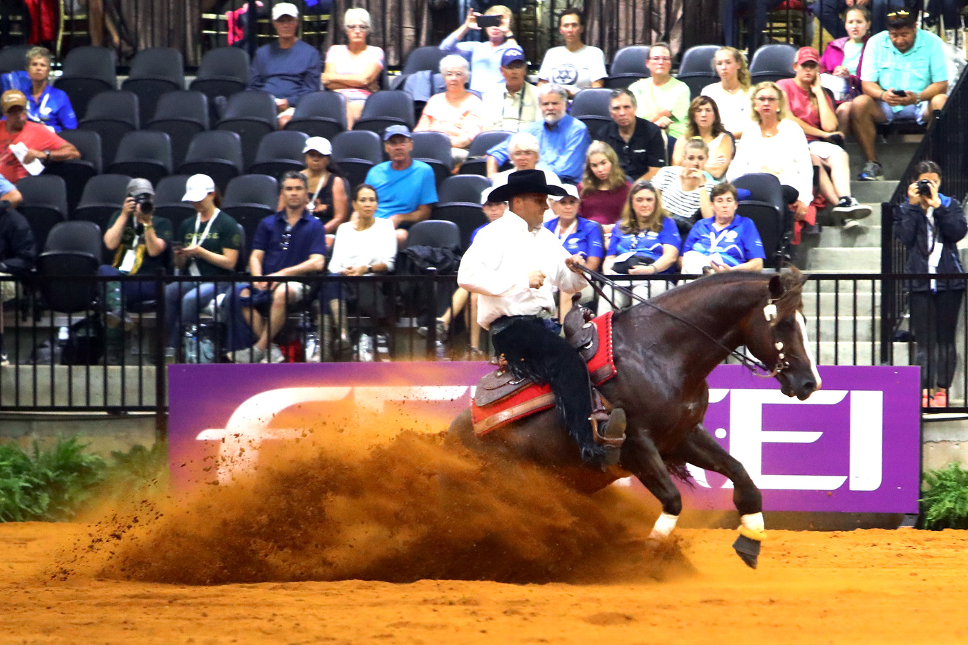 Longines Eventing Event: Performance at its peak during the first week of the  FEI World Equestrian GamesTM Tryon 2018 3