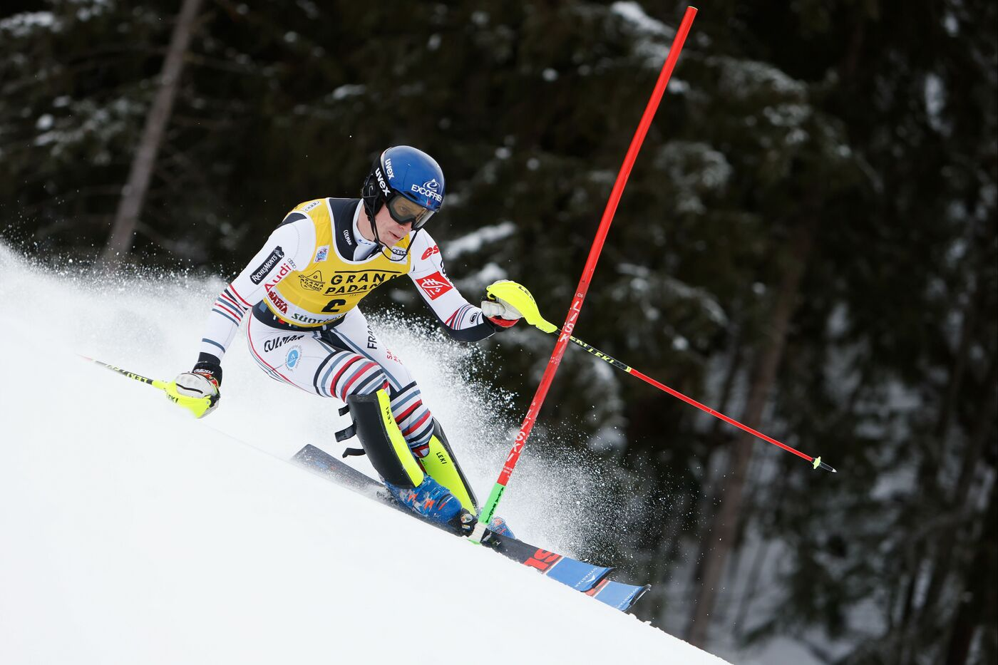 Longines Alpine Skiing Event: Longines welcomes young Alpine slalom standout Clément Noël to the Family 2