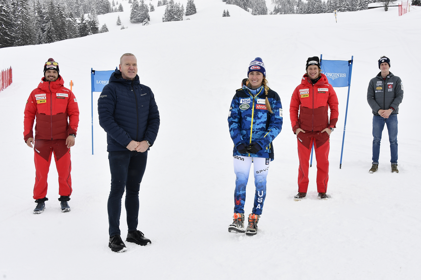 Longines Alpine Skiing Event: Lenzerheide marks the end of a prolific season for Longines' athletes 1