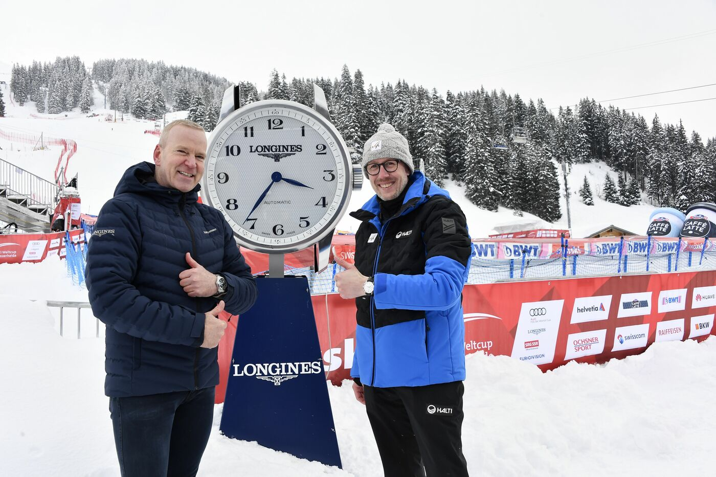 Longines Alpine Skiing Event: FIS AND LONGINES EXTEND PARTNERSHIP FOR FIVE YEARS 1