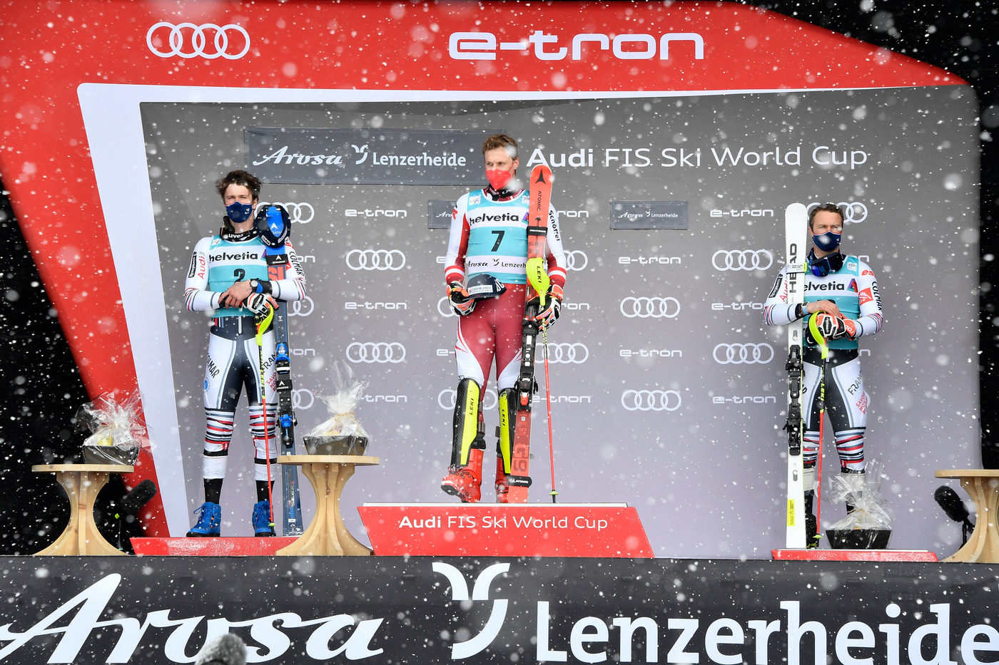 Longines Alpine Skiing Event: Lenzerheide marks the end of a prolific season for Longines' athletes 5
