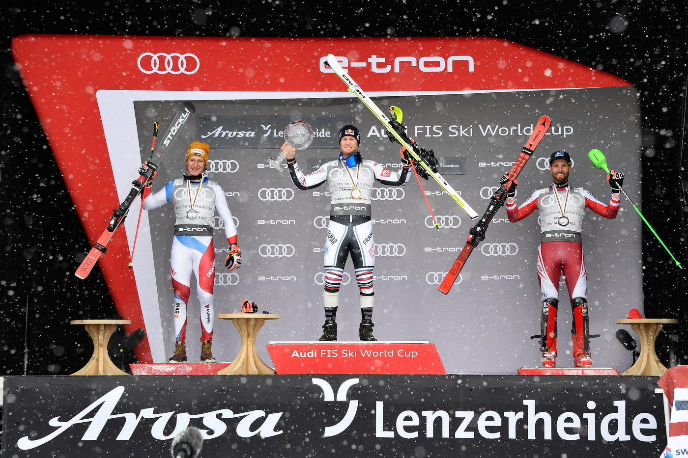 Longines Alpine Skiing Event: Lenzerheide marks the end of a prolific season for Longines' athletes 7