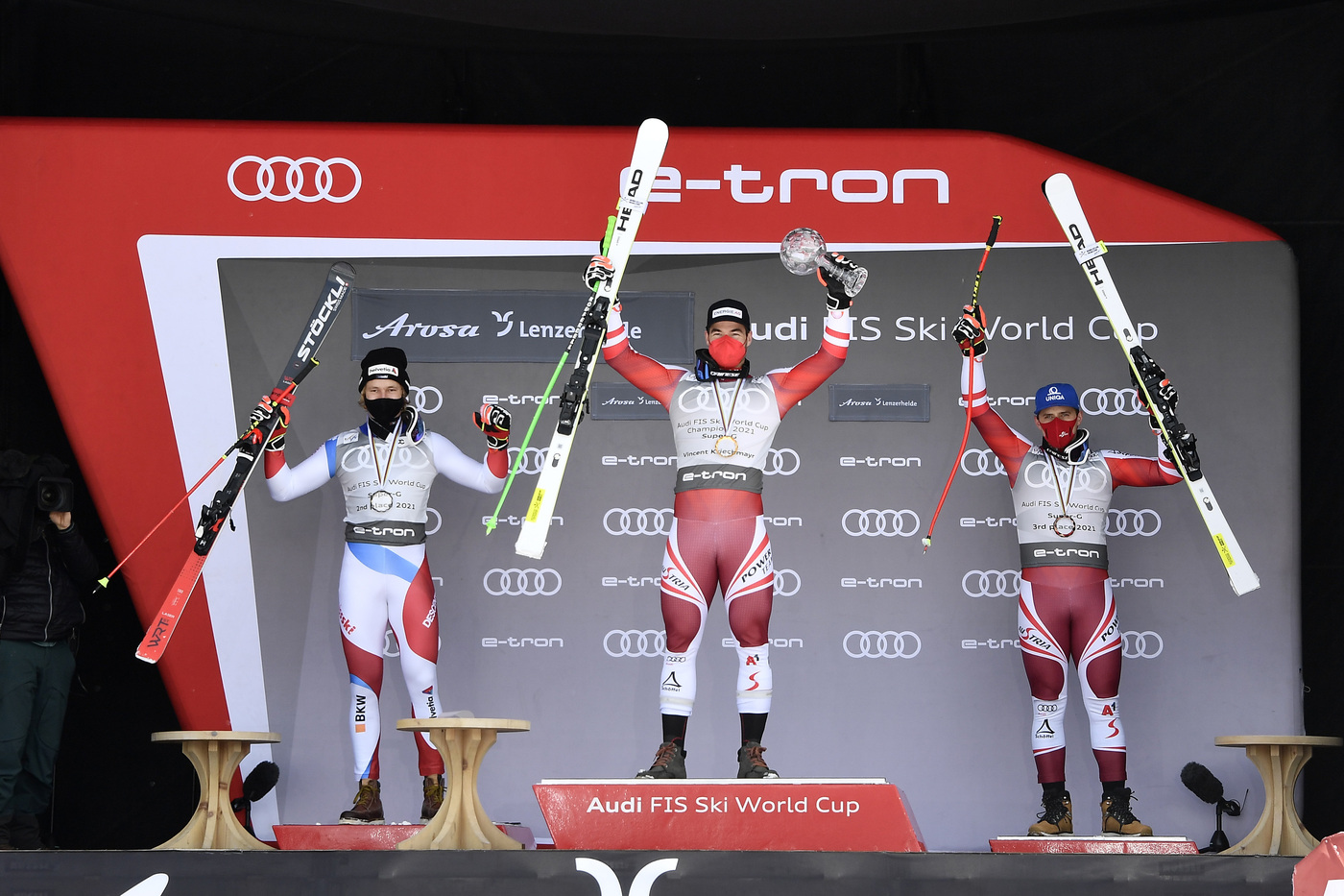 Longines Alpine Skiing Event: Lenzerheide marks the end of a prolific season for Longines' athletes 4