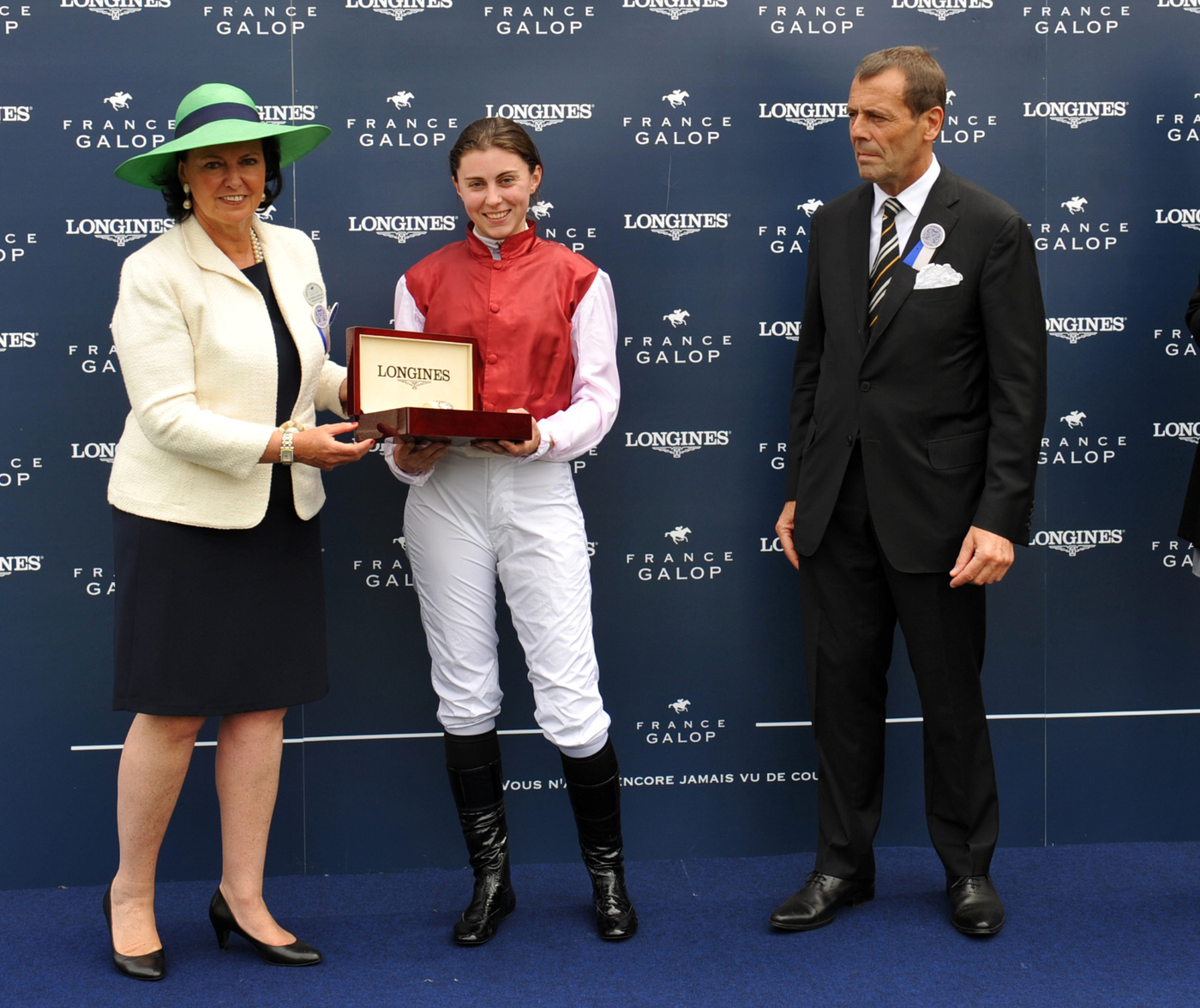 Longines Flat Racing Event: Prix de Diane Longines:  a weekend tinged with elegance 7