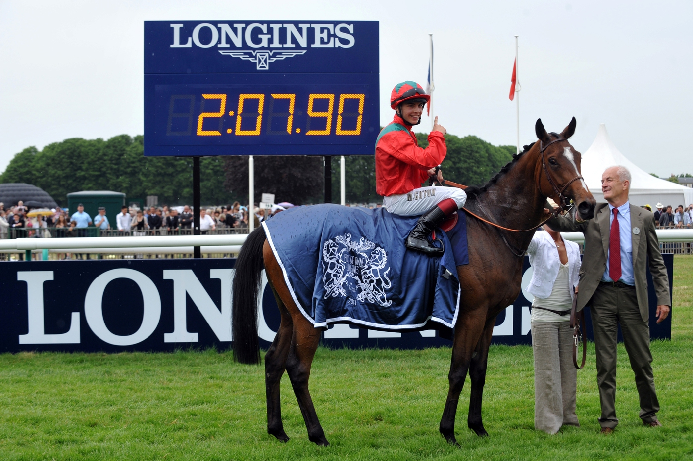 Longines Flat Racing Event: Prix de Diane Longines:  a weekend tinged with elegance 10
