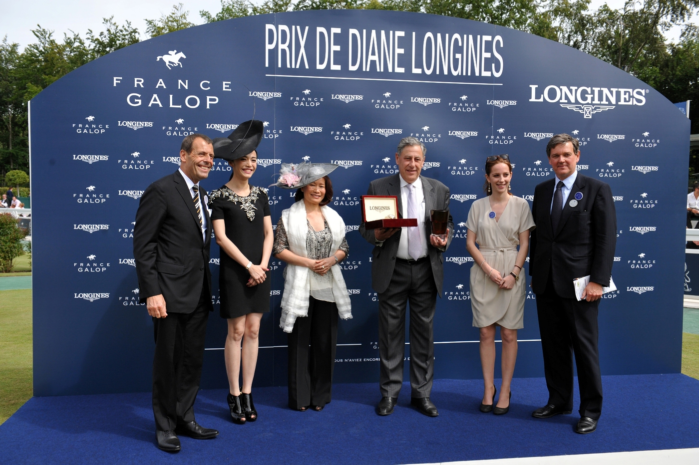 Longines Flat Racing Event: Prix de Diane Longines:  a weekend tinged with elegance 19