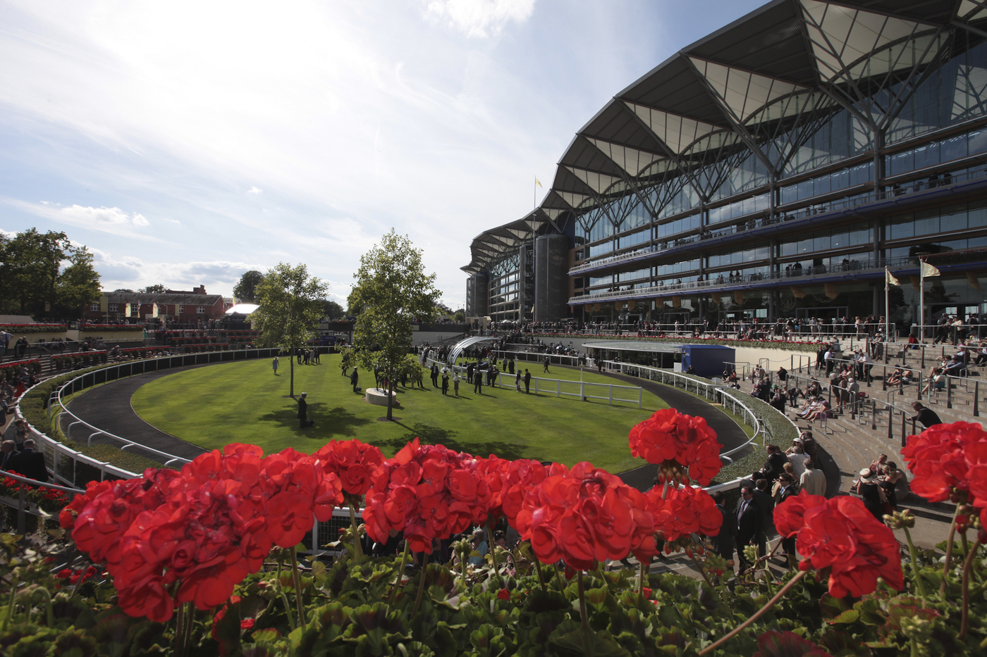 Longines Flat Racing Event: A day of glamour at Ascot with Aaron Kwok, Longines ambassador of Elegance 14
