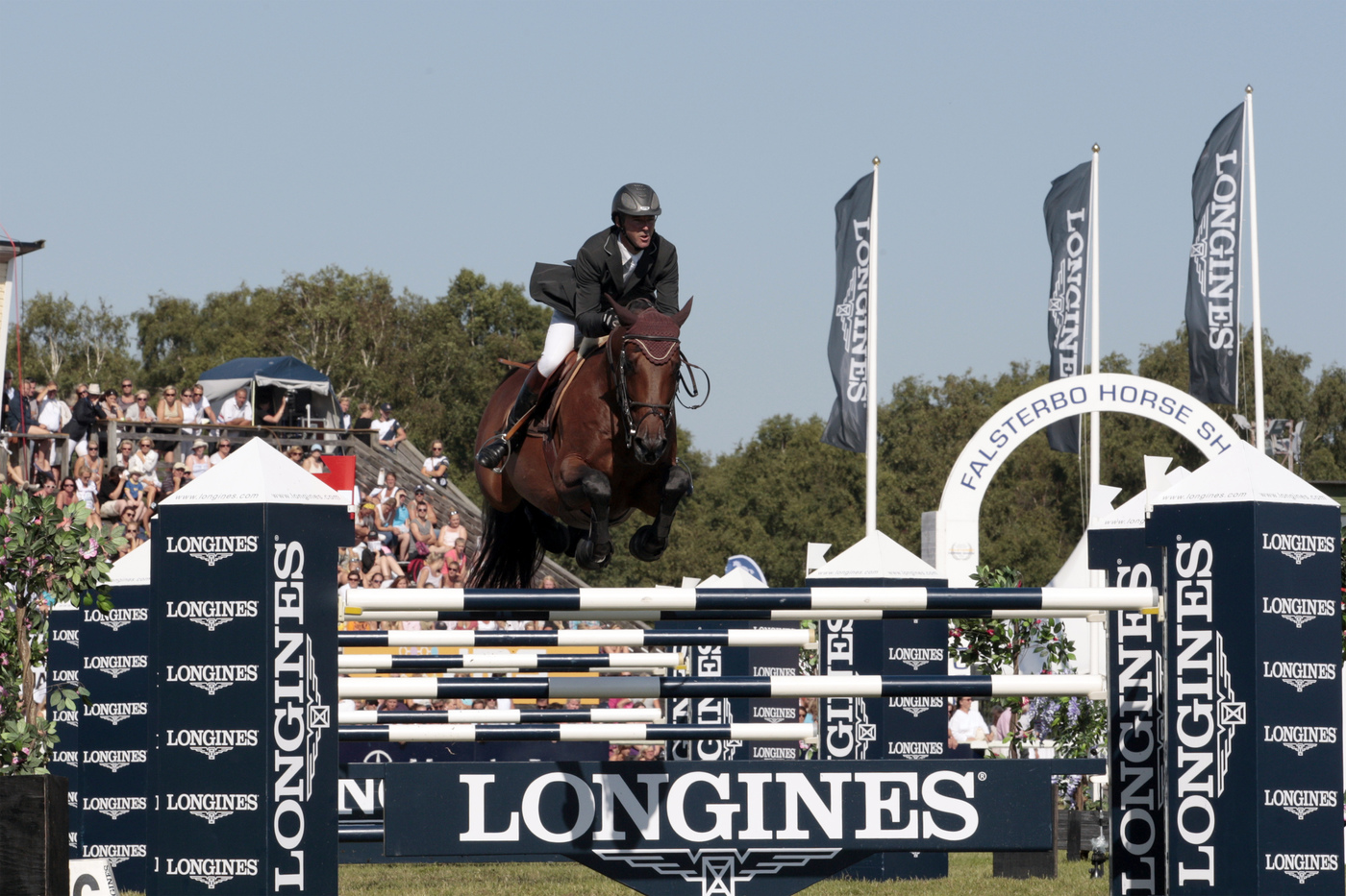 Longines Show Jumping Event: Falsterbo Horse Show 2011 1