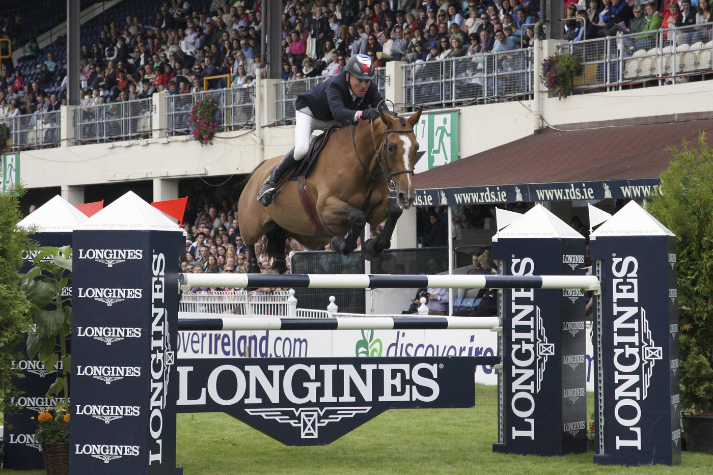 Longines Show Jumping Event: The Dublin Horse Show, where Longines was the official partner and timekeeper, lived up to the expectations last weekend 3
