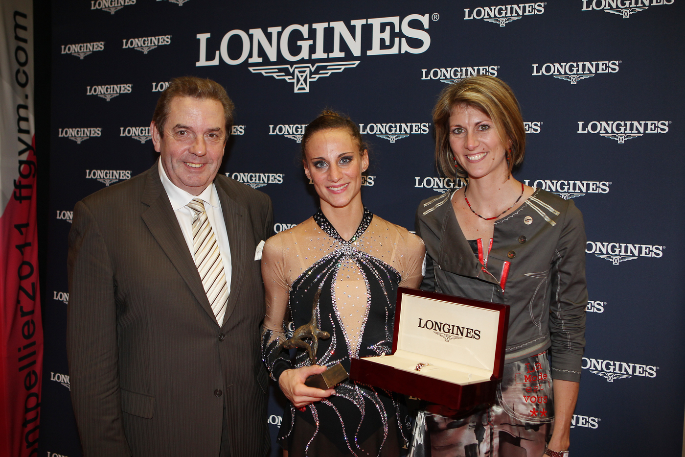Longines Gymnastics Event: Rhythmic Gymnastics World Championships 2011 9