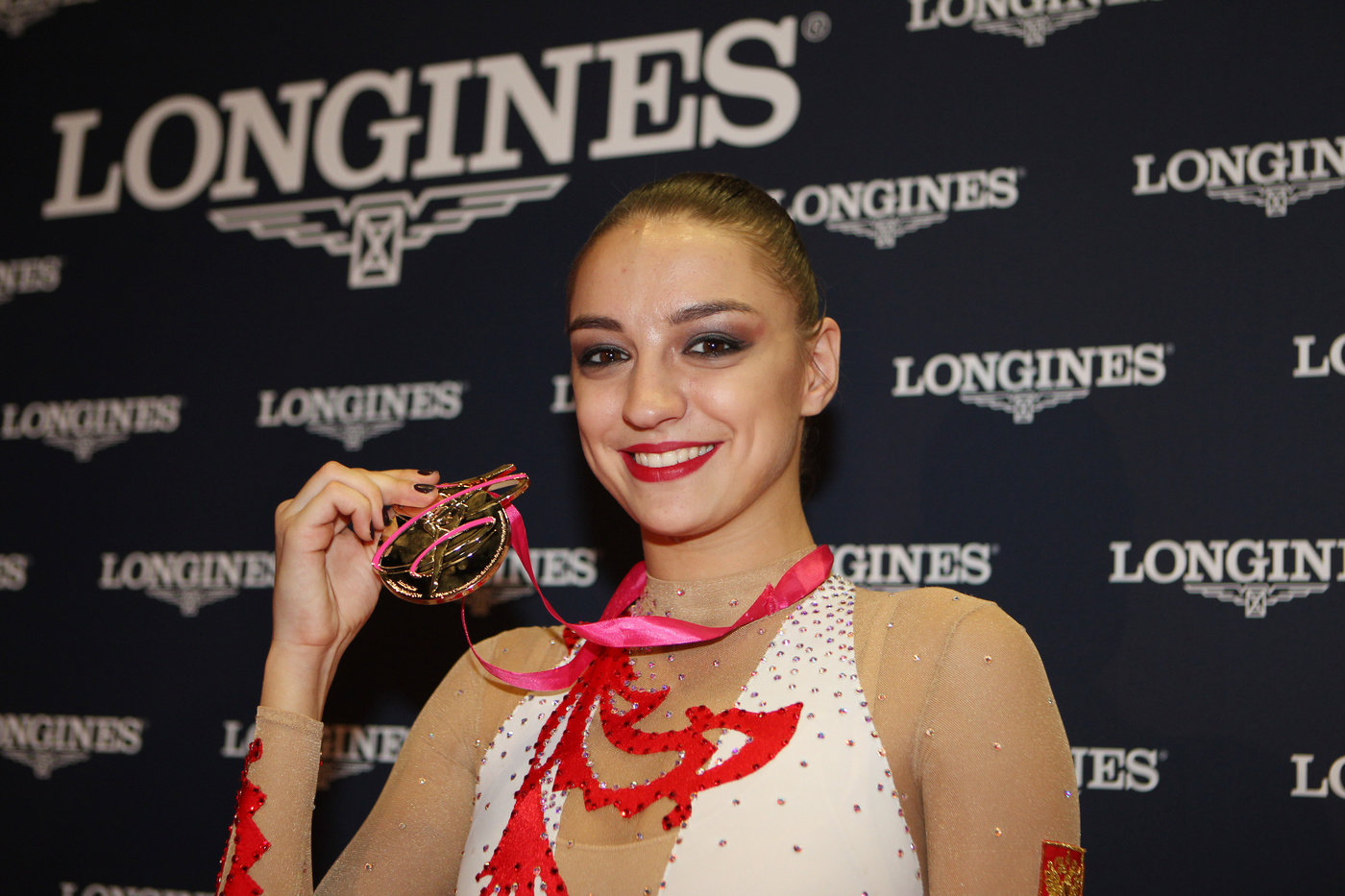 Longines Gymnastics Event: Rhythmic Gymnastics World Championships 2011 10