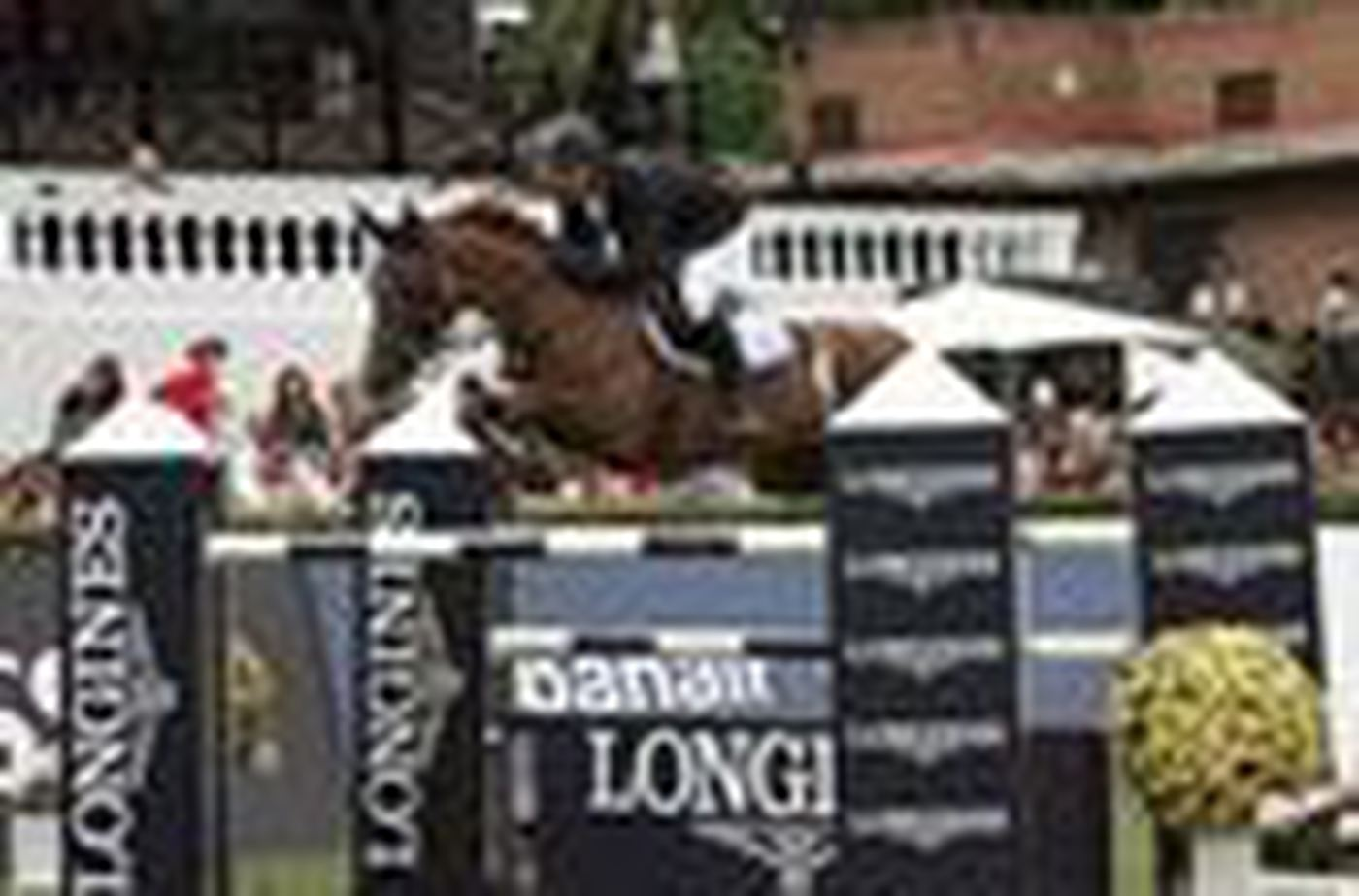 Longines Show Jumping Event: CSIO Barcelona 1