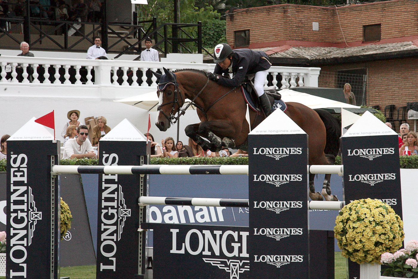 Longines Show Jumping Event: CSIO Barcelona 3
