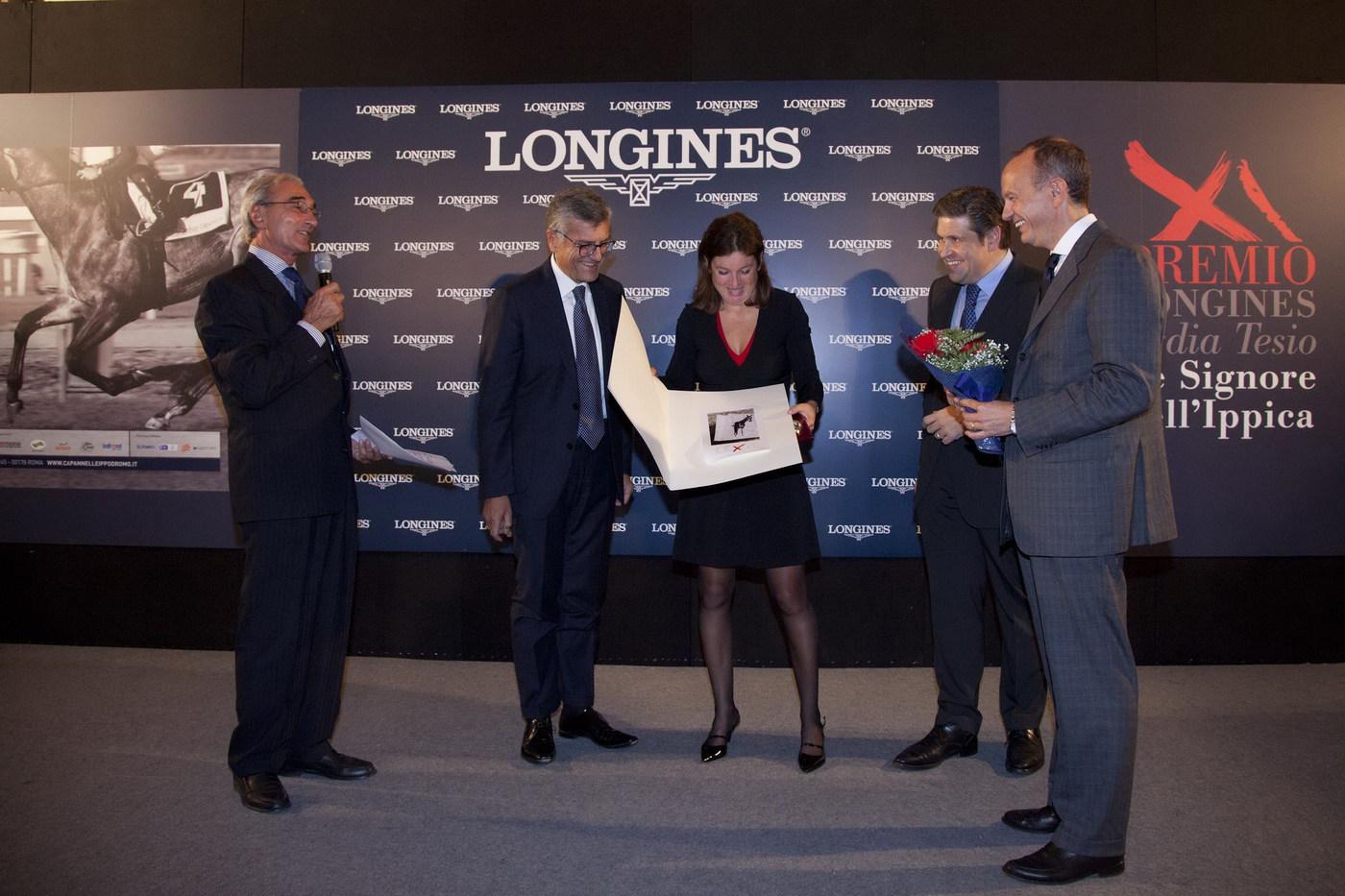 "Longines Flat Racing Event: Longines presents the ""Premio Longines Lydia Tesio - Le Signore dell'Ippica"" 2"
