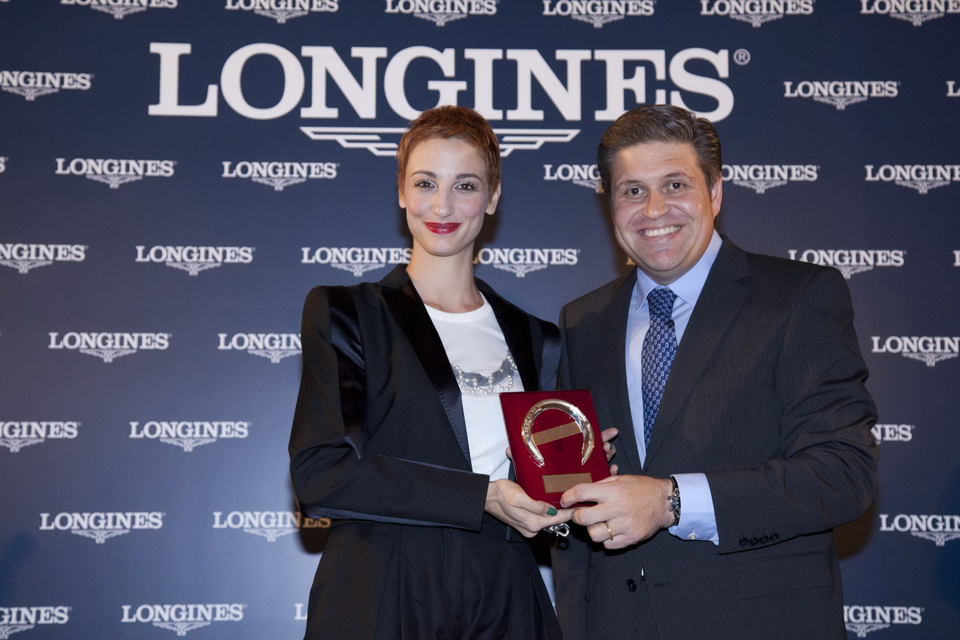 "Longines Flat Racing Event: Longines presents the ""Premio Longines Lydia Tesio - Le Signore dell'Ippica"" 4"