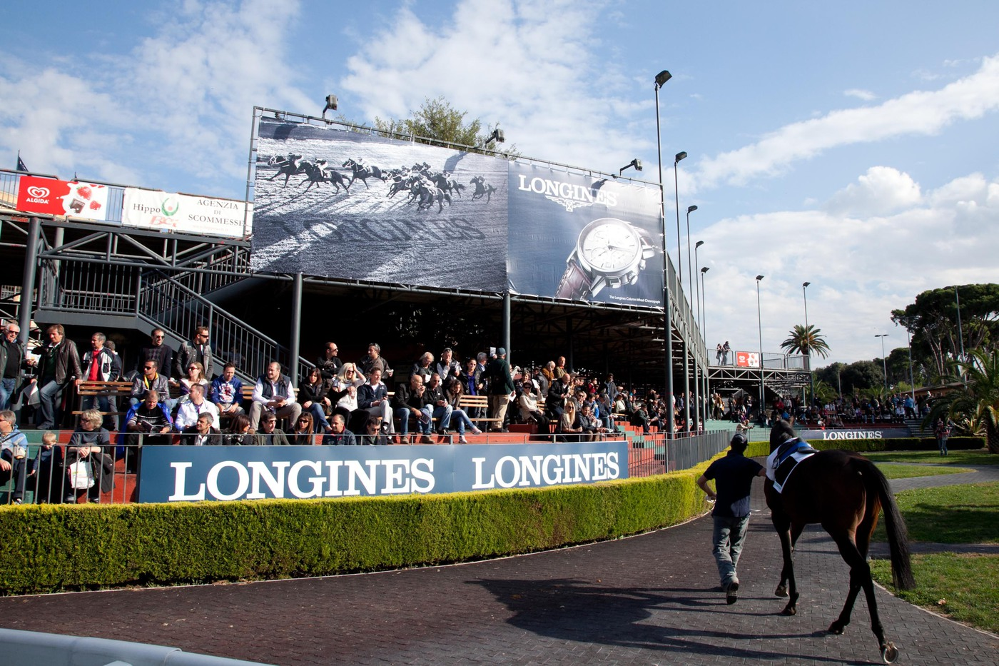 Longines Flat Racing Event: Fabio Branca wins the Grand Prix Longines Lydia Tesio on Quiza Quiza Quiza 6