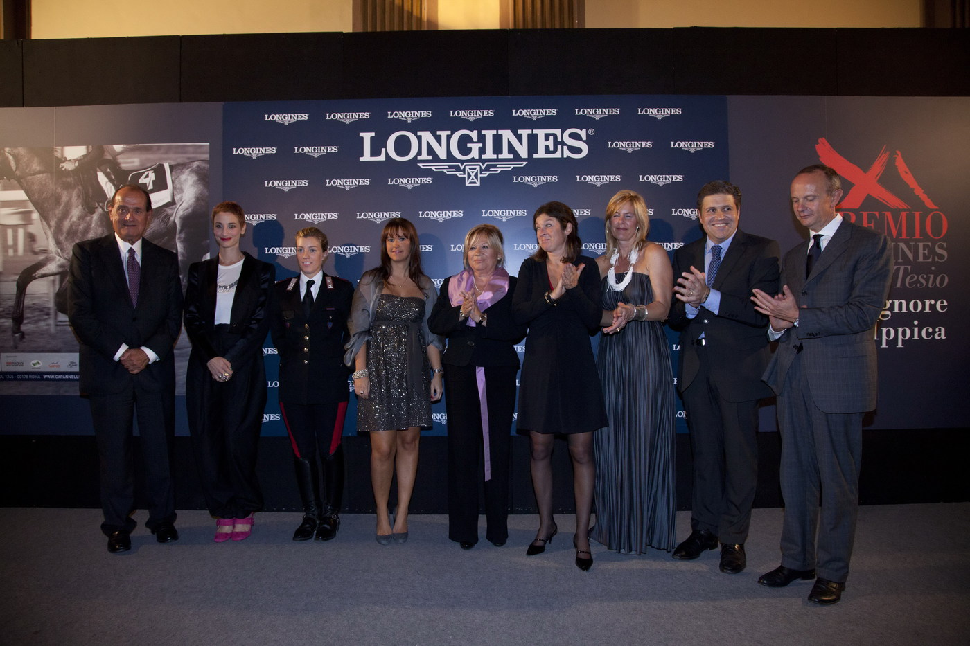 Longines Flat Racing Event: Fabio Branca wins the Grand Prix Longines Lydia Tesio on Quiza Quiza Quiza 7