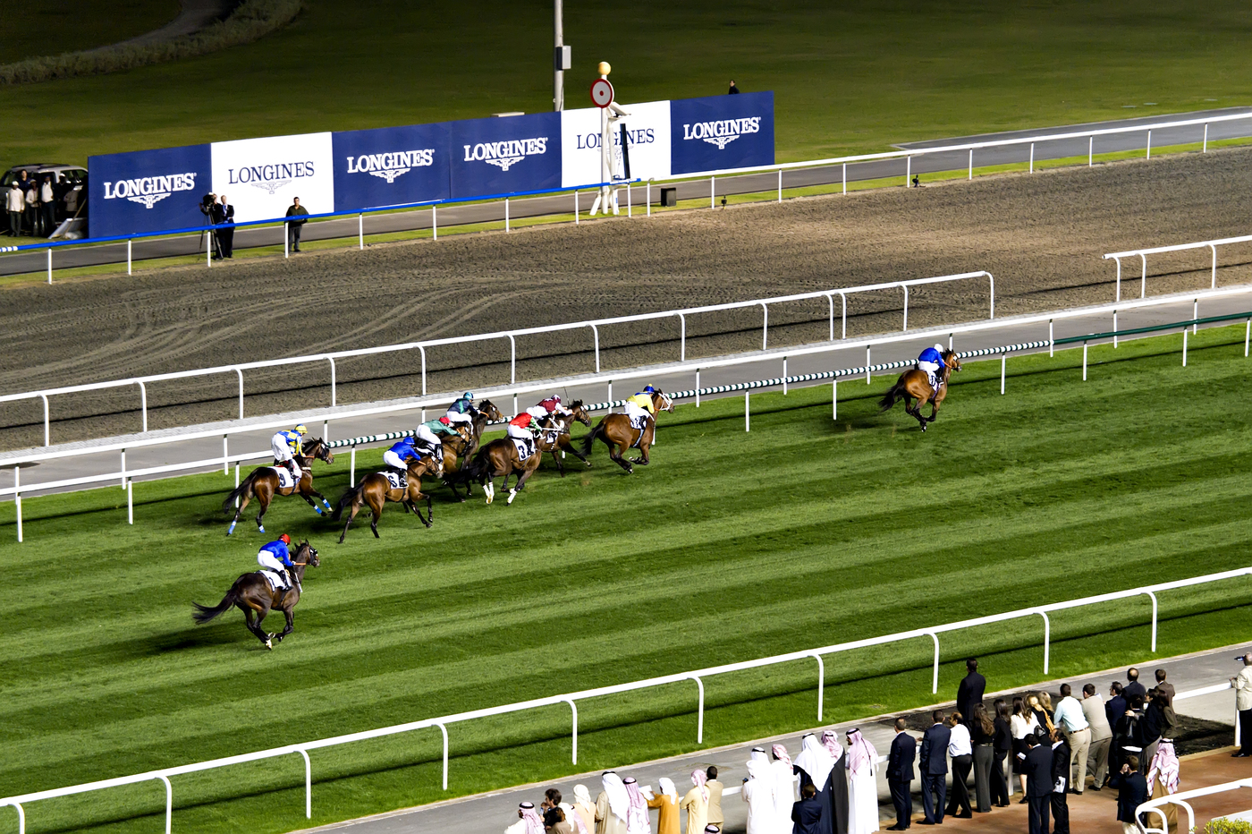Longines Flat Racing Event: Longines proclaims long-term partnership with the elite Meydan Group 4