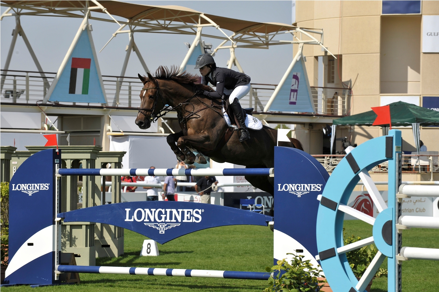 Longines Flat Racing Event: Longines proclaims long-term partnership with the elite Meydan Group 5