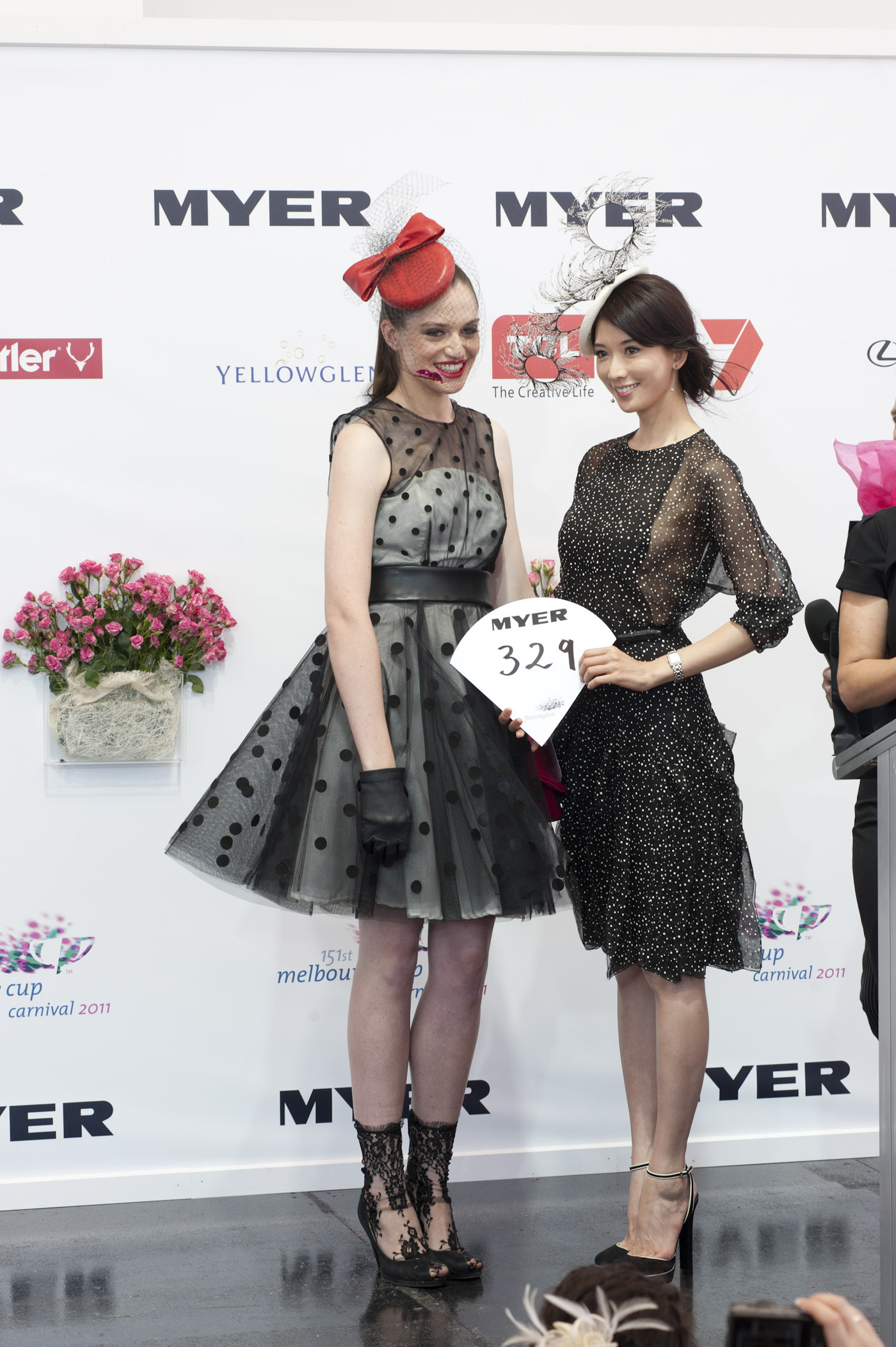 Longines Flat Racing Event: Elegance reigns at Derby Day as part of 2011 Melbourne Cup Carnival 4