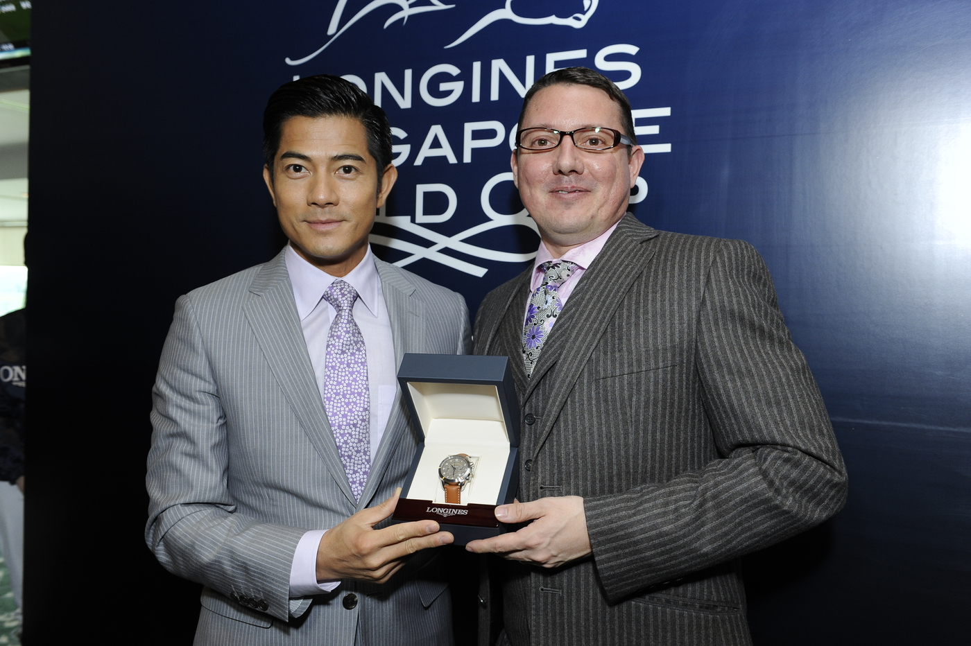 Longines Flat Racing Event: LONGINES SINGAPORE GOLD CUP 2011 raises S$241,136 for the Chaoyang School 10