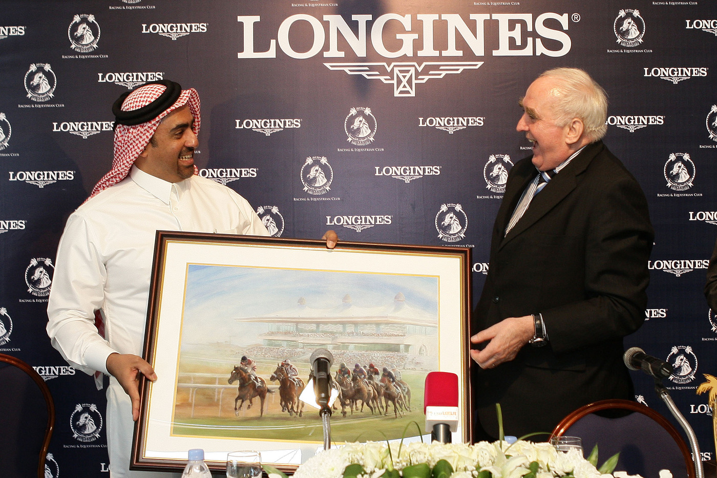 Longines Flat Racing Event: Longines spreads its elegance throughout the equestrian world: A new partnership with the distinguished Qatar Racing and Equestrian club 2