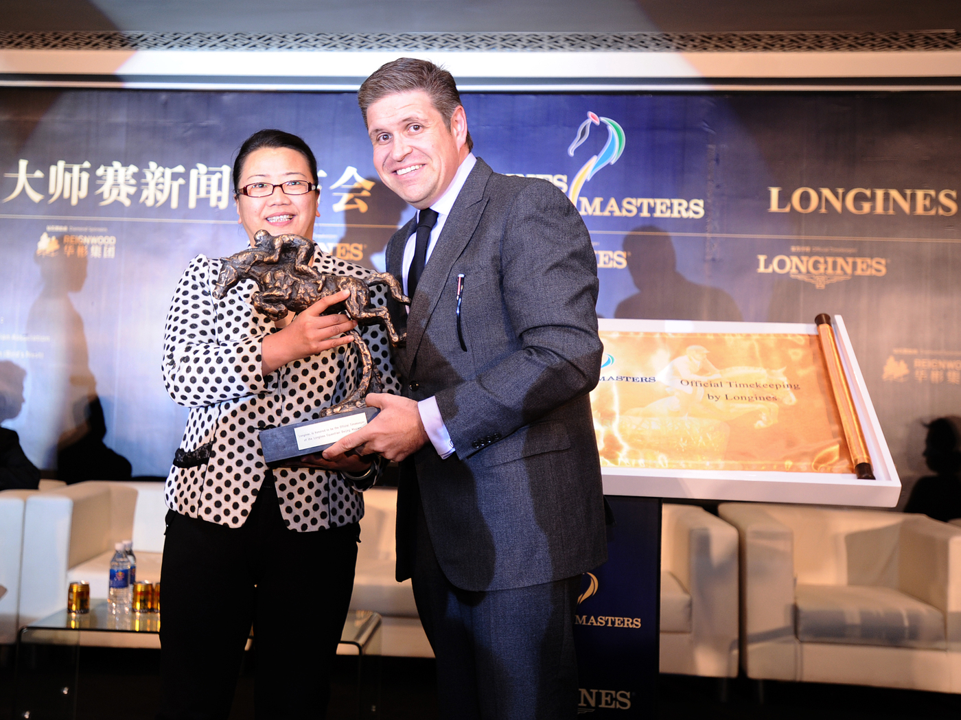 Longines Flat Racing Event: World's Best Riders to Assemble for Asia's Top Equestrian Competition at the Bird's Nest 2