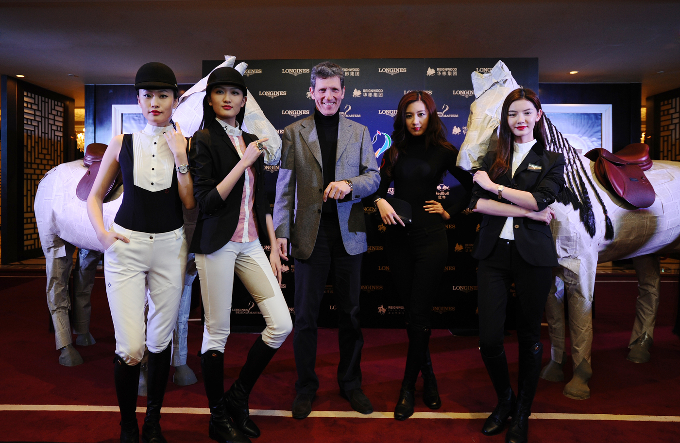 Longines Flat Racing Event: World's Best Riders to Assemble for Asia's Top Equestrian Competition at the Bird's Nest 3