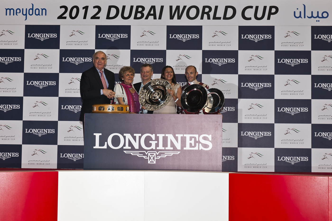Longines Flat Racing Event: Longines, official timekeeper of the Dubai World Cup 2012: Elegance and performance at the World's Richest Race 4